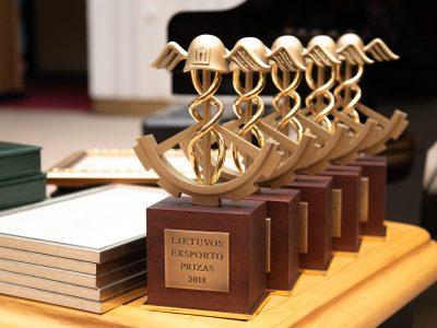 Aukšti apdovanojimai Marijampolės regiono verslui